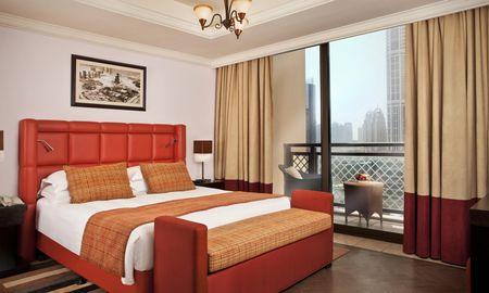 Suite Una Habitación - Arjaan By Rotana Dubai Media City - Dubai