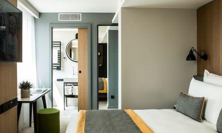 Superior Double Room - Mercure Paris 17 Batignolles - Paris
