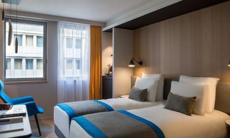 Privilege Twin Room - Mercure Paris 17 Batignolles - Paris