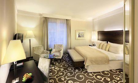 Habitación Doble Deluxe - Grand Hotel Bohemia - Praga