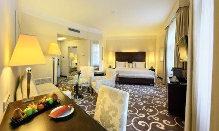 Habitación Ejecutiva - Grand Hotel Bohemia - Praga