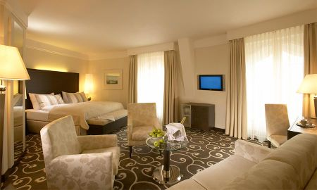 Junior Suite - Grand Hotel Bohemia - Praga