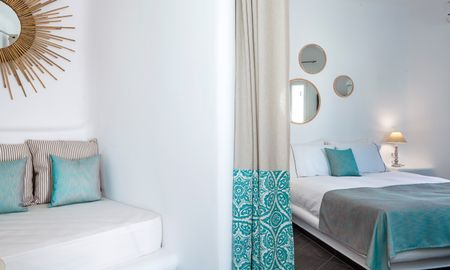 Suite Junior con Jacuzzi esterna - Colours Of Mykonos Luxury Residences & Suites - Mykonos