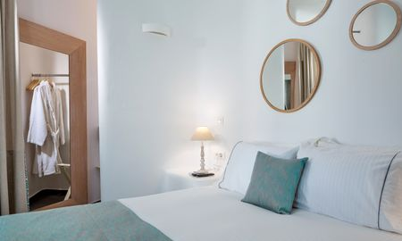 Junior Suite with Outdoor Jacuzzi - Colours Of Mykonos Luxury Residences & Suites - Mykonos