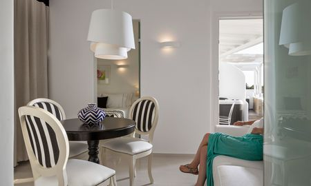 Colours Residence with Outdoor Jacuzzi - Sea View - Colours Of Mykonos Luxury Residences & Suites - Mykonos