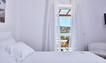 Полулюкс - Вид на море - Mykonos Waves Beach House & Suites - Mykonos