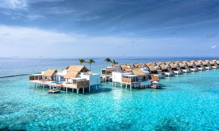 Water Villa with Pool - Emerald Maldives Resort - Maldives