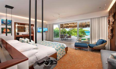 Beach Villa Avec Piscine - Emerald Maldives Resort - Maldives