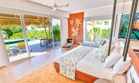 Villa Jardin Marina avec Piscine - Emerald Maldives Resort - Maldives