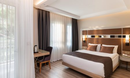 Deluxe Family Room - 4 Adults - Swandor Hotels & Resorts -Topkapi Palace - Antalya