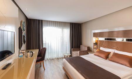 Deluxe Duplex Family Room - 3 Adults + 2 Children - Swandor Hotels & Resorts -Topkapi Palace - Antalya