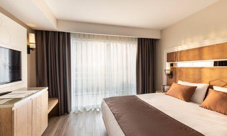 Deluxe Garden Family Room - 3 Adults - Swandor Hotels & Resorts -Topkapi Palace - Antalya