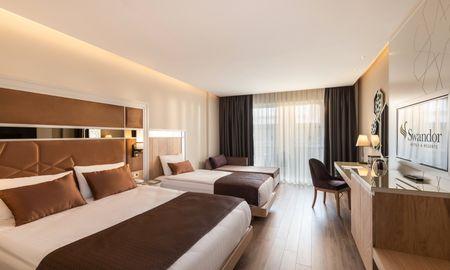 Deluxe Superior Room - 2 Adults - Swandor Hotels & Resorts -Topkapi Palace - Antalya