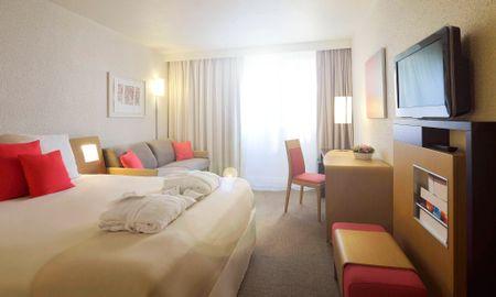 Exekutive Queen-Zimmer mit Schlafsofa - Novotel Marseille Vieux Port - Marseille