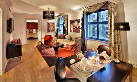 Suite Ejecutiva - The Grand Mark Prague - Praga