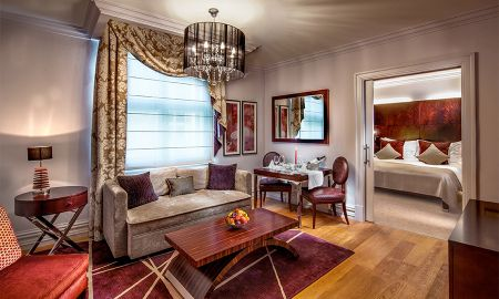 Suite Grand De Lujo - The Grand Mark Prague - Praga