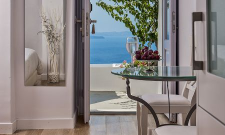 Villa avec chambre double - Villa Katikies - Santorini