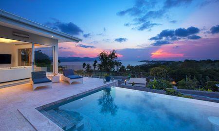 Villa de luxe 3 Chambres Avec Vue sur l'Océan et Piscine Privée à Débordement - Samui Bayside Luxury Villas - Koh Samui