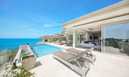 Villa de Luxe 3 Chambres Avec Piscine Privée et Vue sur l'Océan - Samui Bayside Luxury Villas - Koh Samui