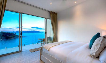 Villa Supérieure 5 Chambres avec Piscine Privée - Vue sur Océan - Samui Bayside Luxury Villas - Koh Samui