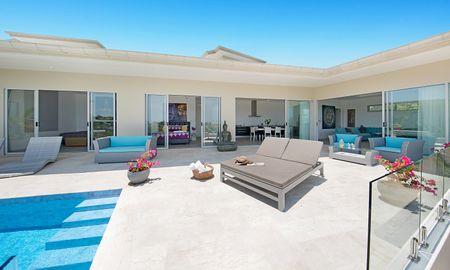 Villa de luxe 3 chambres avec vue sur l'océan, piscine privée à débordement - Samui Bayside Luxury Villas - Koh Samui