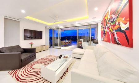 Villa de Luxe de 3 Chambres Avec Vue Sur la Mer et Piscine Privée à Débordement - Samui Bayside Luxury Villas - Koh Samui