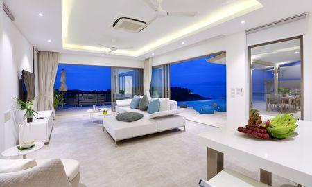 Villa de Luxe 4 Chambres avec Piscine Privée, Vue sur Mer - Samui Bayside Luxury Villas - Koh Samui