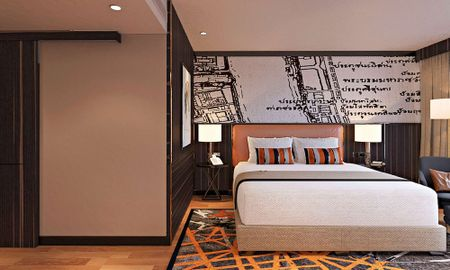 Fortune Executive Premier with 1 King-Size Bed - Grand Mercure Bangkok Fortune - Bangkok
