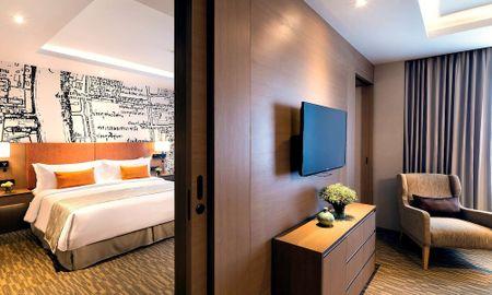 1 Bedroom Suite, 1 King Bed - Grand Mercure Bangkok Fortune - Bangkok
