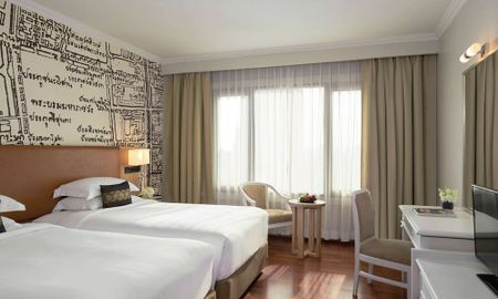 Deluxe Room Twin Beds - Grand Mercure Bangkok Fortune - Bangkok