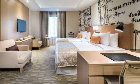 Studio Suite Twin Bed - Grand Mercure Bangkok Fortune - Bangkok