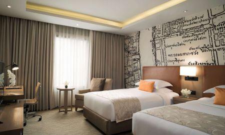 Grand Deluxe 2 Single Beds - Grand Mercure Bangkok Fortune - Bangkok