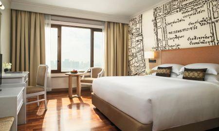 Deluxe Room, 1 King Bed - Grand Mercure Bangkok Fortune - Bangkok