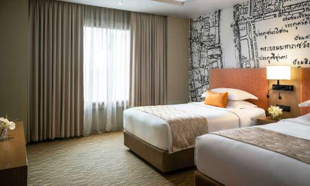 1 Bedroom Suite, 2 Single Beds - Grand Mercure Bangkok Fortune - Bangkok