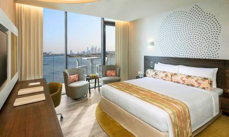 Dormitorio Deluxe - Vista Mar - The Retreat Palm Dubai - MGallery By Sofitel - Dubai