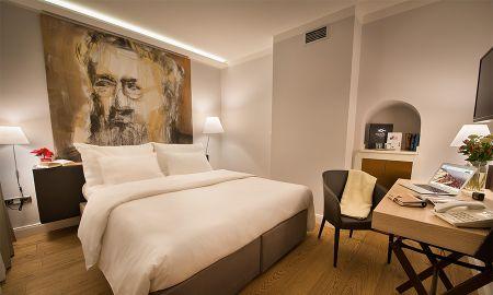Small Double Room - Design Hotel Neruda - Prague