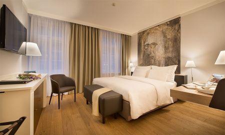 Superior Room - City View - Design Hotel Neruda - Prague