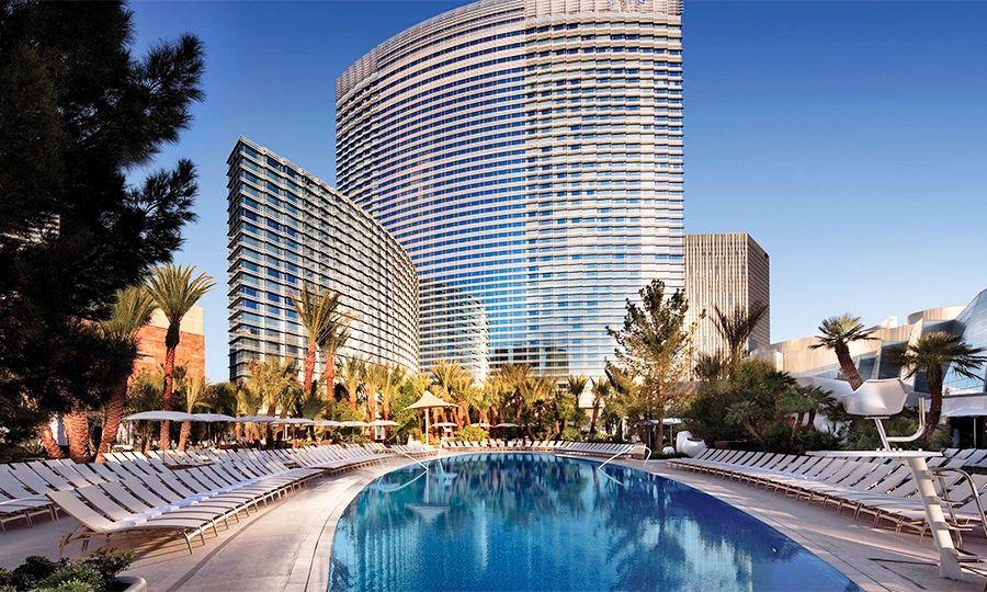Hotel ARIA Resort & Casino At CityCenter - Booking & Info