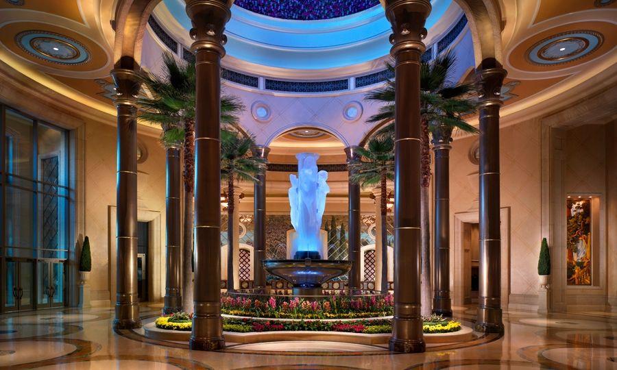 The Palazzo Resort Hotel & Casino At The Venetian - Booking & Info