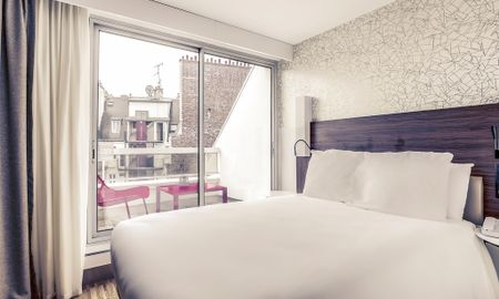 Classic Single Room - Mercure Paris Arc De Triomphe Etoile - Paris