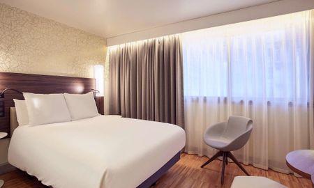 Superior Double Room - Mercure Paris Arc De Triomphe Etoile - Paris