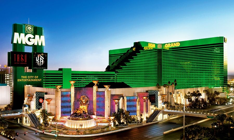 MGM Grand Hotel And Casino - Booking & Info