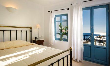 Chambre Classique Double - Absolute Bliss Imerovigli Sant - Santorini