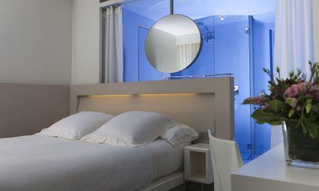 Standard Zimmer - Benkirai Hotel - Saint Tropez