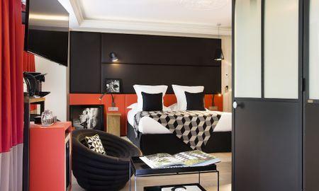 Suite Exclusive - Terrass'' Hotel - Paris