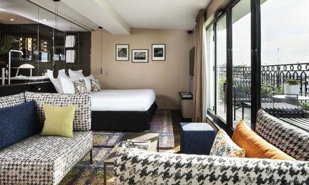 Penthouse - Terrass'' Hotel - Paris