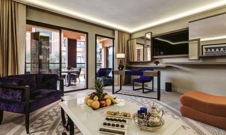 One Bedroom King Suite - Movenpick Hotel Mansour Eddahbi Marrakech - Marrakech