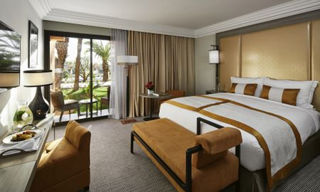 Classic King Room - Movenpick Hotel Mansour Eddahbi Marrakech - Marrakech