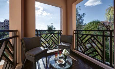 Classic King Room - Garden View - Movenpick Hotel Mansour Eddahbi Marrakech - Marrakech