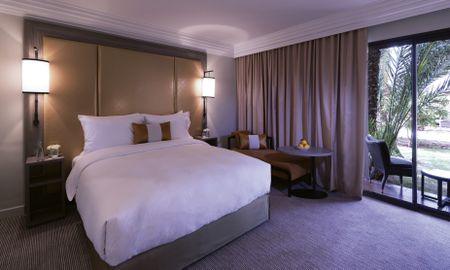 Classic Queen Room - Garden View - Movenpick Hotel Mansour Eddahbi Marrakech - Marrakech